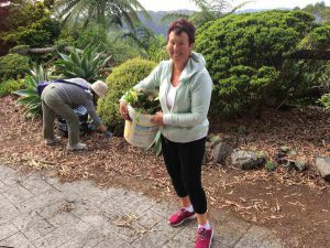 Denise Hutt Timebank Gardening Group