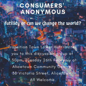 Consumers' Anonymous Fertility